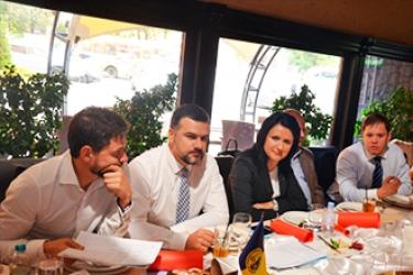 Встреча с руководителями комитетов АПУ