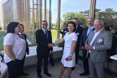 Обсуждение нарушений прав адвокатов на международном уровне