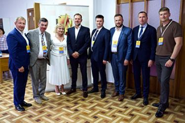 Виталий Сердюк избран вице-президентом Союза адвокатов Украины